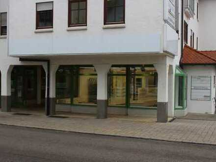 Ladenlokal in sehr guter Lage - im Zentrum von Laichingen!