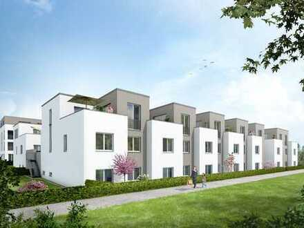 Darmstadt - Smaragdweg #nur noch ein Stadthaus# Rohbaubesichtigung nach Termin möglich!