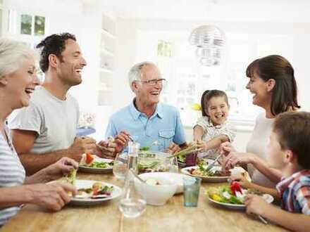 Familienwohnung mit Charme! Wohnkonzept für jedermann. Förderung möglich!!