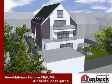 +++Modernes & helles Wohnen! Neubau - Eigentumswohnung (2) im EG mit Terrasse- in Bocholt!+++