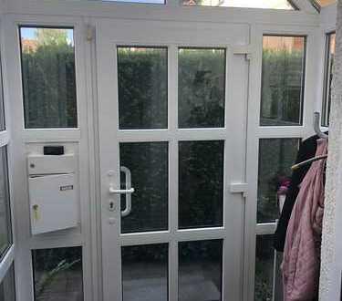 Schöner Wohnen in Ihrem modernen Reiheneckhaus mit Garten , Kinder willkommen !