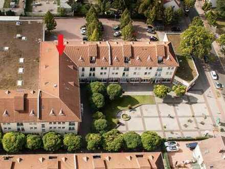 Gewerbefläche neben Rossmann im Stadtzentrum von Velten provisionsfrei direkt vom Eigentümer mieten