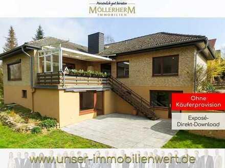 Wohnen wie Goldmarie - idyllisches Einfamilienhaus in Malente