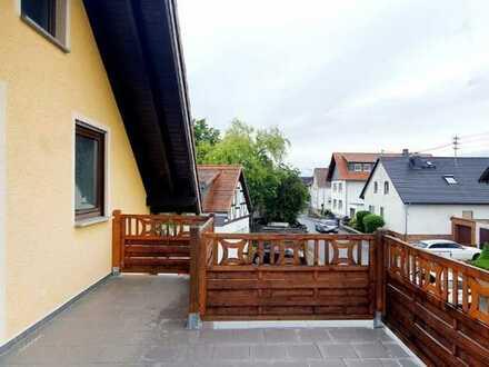 Altenstadt: Großzügiges EFH mit Wintergarten, Terrasse und ELW!