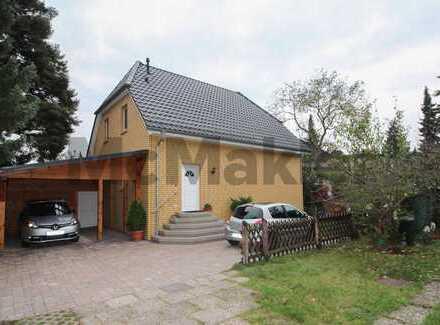 ++Bezugsfrei++ Gepflegtes Einfamilienhaus mit Garten in Berlin-Buckow * 194m² Nfl *