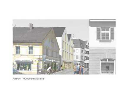 Erstbezug: stilvolle 3-Zimmer-Penthouse-Wohnung mit Balkon in Pfaffenhofen an der Ilm