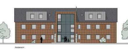 Vermietung - Barrierearme 3-Zimmerwohnung im Erdgeschoss mit Terrasse und Garten in Borken