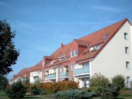 Schöne 4-Zimmer-Maisonette-Wohnung mit Balkon und Einbauküche in Fürstenwalde/Spree