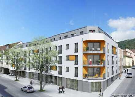 Neubau Ladenflächen in Baden-Baden
