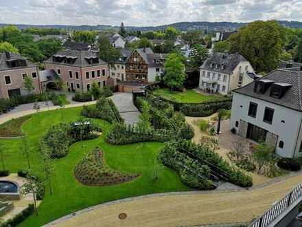Villa im Privatpark in Rüngsdorf - 24/7 Sicherheit