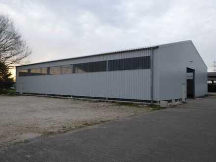 Lagerhalle in Bottrop (Neubau)