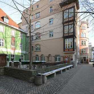1-Zimmer-Wohnung mit Einbauküche im Zentrum