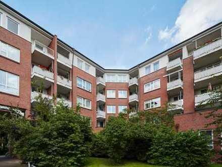 1,1 - Zimmer Seniorenwohnung in Finkenwerder