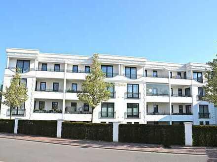 Moderne Hochparterre-Wohnung mit Lift, Hobbykeller und Südloggia in Bad Zwischenahn-zentrumsnah