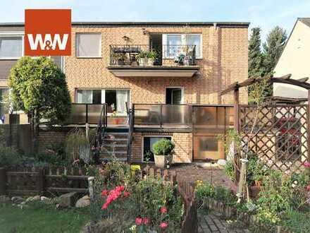 Mehrgenerationenhaus in ruhiger Wohnlage von Bottrop - als Kapitalanlage oder (Teil-)Eigennutzung