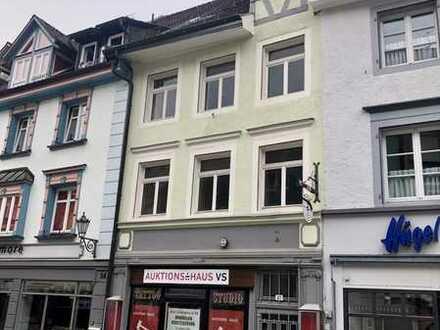 IMMOBILIENVERSTEIGERUNG - Wohn&Geschäftshaus Villingen Innenstadt Niedere Str.+Hinterhaus Rosengasse