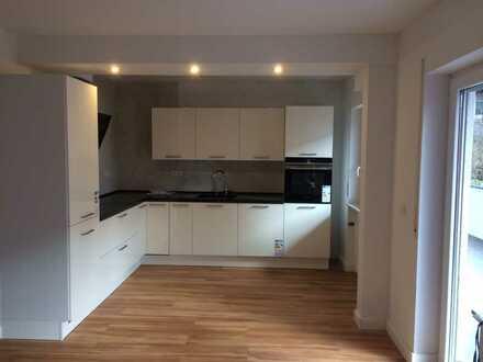 Exklusive zwei Zimmer Wohnung mit hochwertiger Küche in Aschaffenburg-Damm