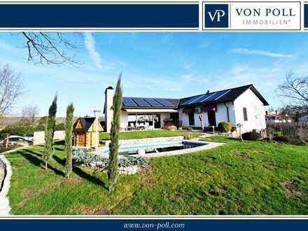 Naturnahes Familienhaus mit viel Platz plus Einliegerwohnung!
