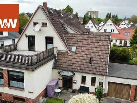 Hier ist Ihr neues Eigenheim in Davenstedt