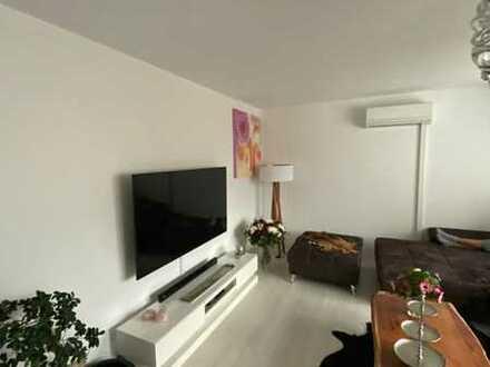 Gepflegte DG-Wohnung mit fünf Zimmern, Einbauküche, Balkon und Klimaanlage in Bendorf