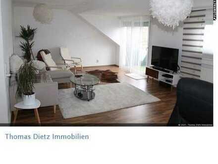 Wohlfühlen über den Dächern von Schalke mit Sauna und gemütlicher Kellerbar im Haus