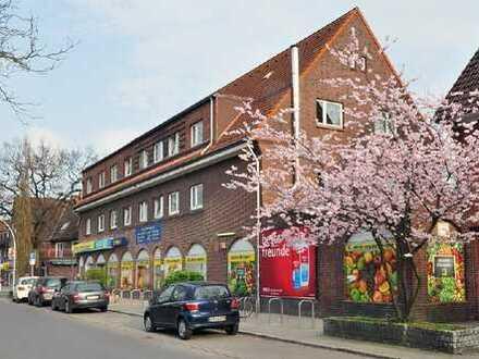 Schöne 2 Zi-Wohnung am Saseler Markt