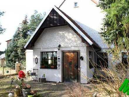 + Maklerhaus Stegemann + 5,95 % + Bauernhaus mit Scheune in idyllischer Waldrandlage bei Schwedt