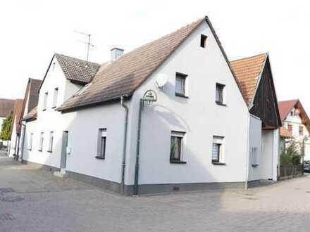 Älteres Haus-alter Ortskern-wenig Grundstück