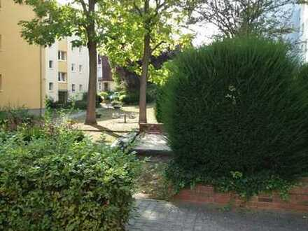 Gepflegte 2-Zimmer-Wohnung in Frankfurt, provisionsfrei