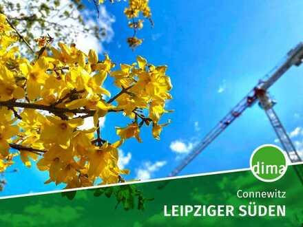 BAUBEGINN   Coole 3-Raumwohnung mit Vollbad, lichtdurchflutetem Wohnzimmer, Stellplatz u.v.m.!