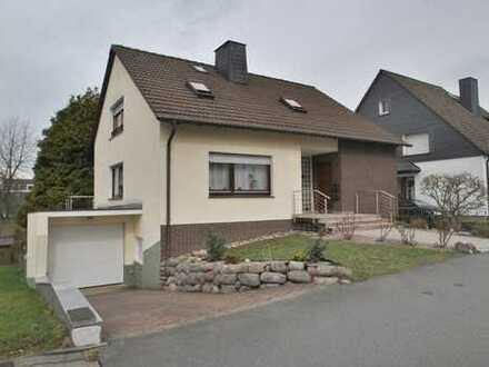 Witten-Heven: Wohnung mit Gartenanteil!