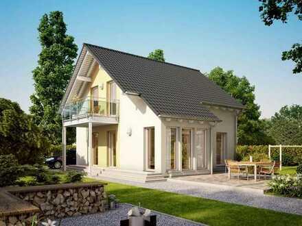 Ein Haus mit intelligenter Technik und gesundem Wohnen