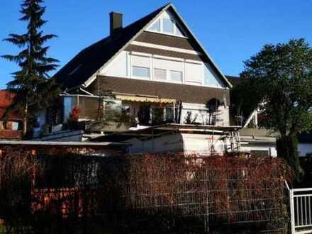 Großzügiges Mehrfamilienhaus mit 4 abgeschlossenen Wohnungen und 2 Garagen in Oslebshausen!