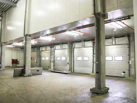 *kurzfristige Anmietungen möglich* Lager/Logistikflächen sofort verfügbar!