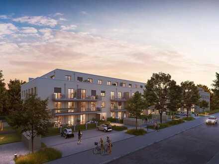 Wohntraum: Perfekte 3-Zimmer-Wohnung mit Balkon und barrierefrei nutzbar