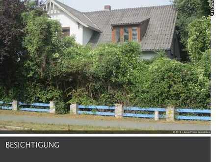 Ortsrandlage, idyllisches Baugrundstück mit Altbestand in 24113 Molfsee!