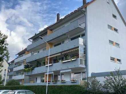 Attraktive Galeriewohnung mit großem süd-west Balkon und Aufzug