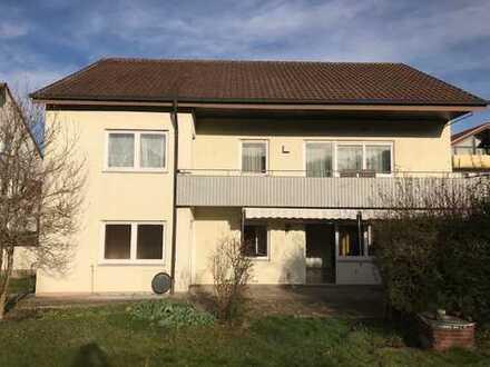 2-3 - Fam. Haus in sehr ruhiger und guter Lage, mit großen Garten und freier Aussicht.