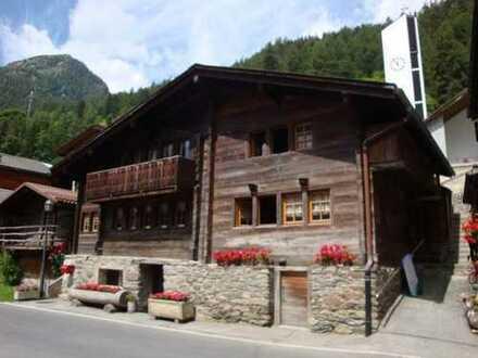 Schmuckes, kernsaniertes Walser-Häuschen mit viel architektonischer Raffinesse,voll möbliert!
