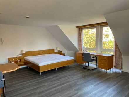 Teilmöbliertes Appartement in Zentrumslage von Grötzingen