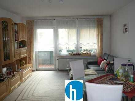 Schicke 3-Zimmerwohnung mit großem Südbalkon in ruhiger Lage