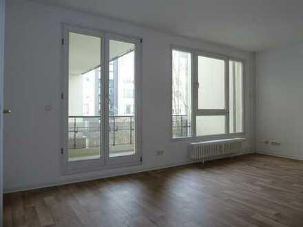 Geräumige 4-Zimmerwohnung mit Balkon