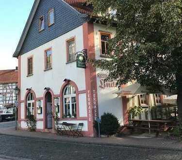 Schotten: Alteingesessene Gaststätte im Herzen der Schottener Altstadt!