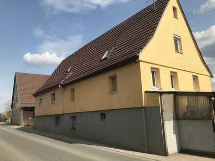 Doppelhaus / 2 Doppelhaushälften + Scheune