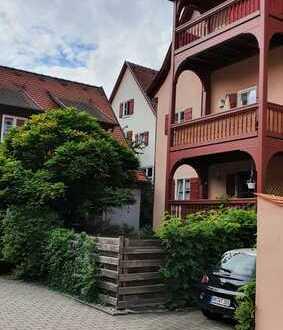 3.Zimmer Wohnung in der schönen Altstadt von Dinkelsbühl