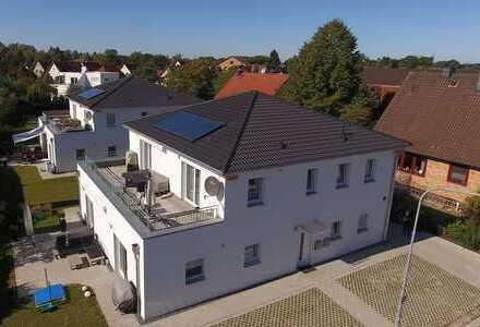 Neue 4-Zimmer-Wohnung mit großer Süd-Dachterrasse in Gifhorn