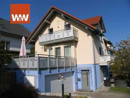 Tolles Einfamilienhaus mit Einliegerwohnung in exzellenter Lage in Öhningen