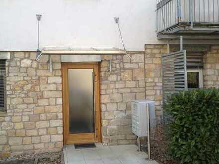 Gepflegte 3-Zimmer-Wohnung mit Balkon und EBK in Saulheim
