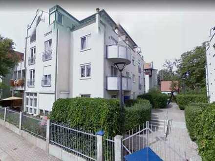 Helle 2-Zimmer-Wohnung mit Balkon in bester Lage