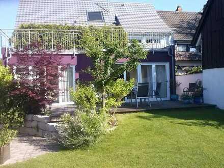 4,5ZKB in KA-Neureut (Kirchfeldsiedlung) an Gartenliebhaber zu vermieten